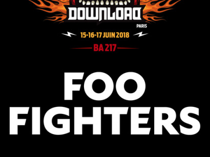 Download Festival Paris 2018 : les Foo Fighters rejoignent l'affiche