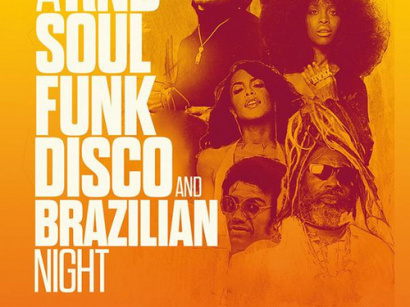 Free Your Funk à La Bellevilloise : R&B, soul, Funk, Disco et Brazilian Night