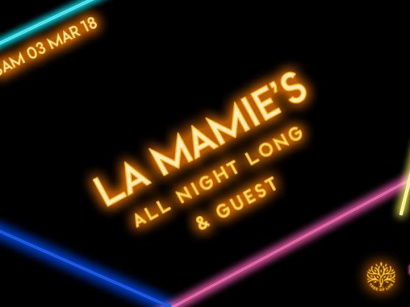 La Mamie's All Night Long au T7 Paris
