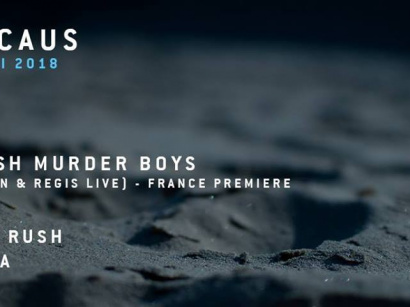 Blocaus au T7 Paris avec British Murder Boys