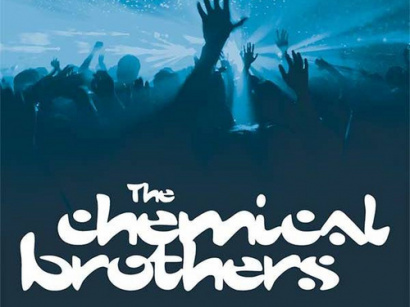 The Chemical Brothers en concert à l'AccorHotels Arena Bercy de Paris en octobre 2018