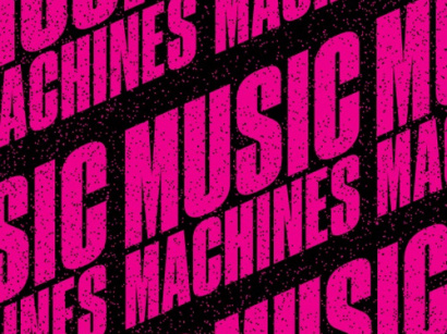 Music Machines aux Galeries Lafayette à Paris