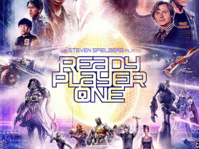L'Arcade Bar Ready Player One débarque à Paris
