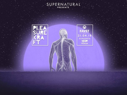 Faust x Supernatural avec Pleasurekraft