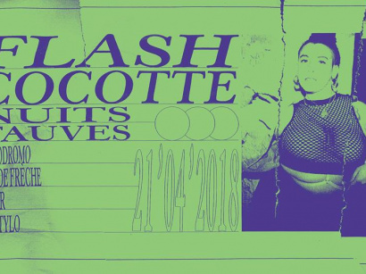 Flash Cocotte au Club Nuits Fauves
