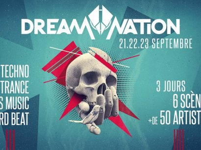 Dream Nation Festival 2018 aux Docks de Paris : dates, programmation et réservations