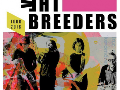 The Breeders en concert au Trianon de Paris en novembre 2018