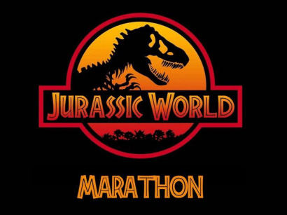Marathon Jurassic World au Grand Rex de Paris