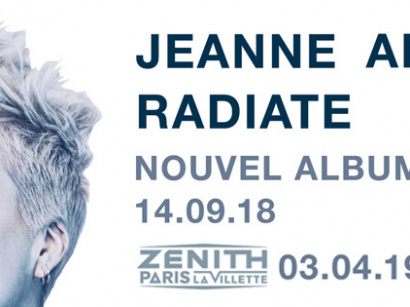 Jeanne Added en concert au Zénith de Paris en avril 2019