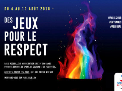 Gay Games 2018 à Paris : le programme !