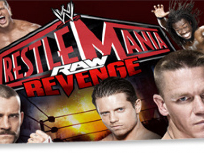 Raw Wrestlemania Revenge Tour 2013 à Paris Bercy