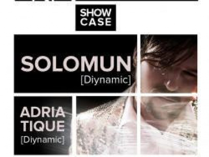 Diynamic au Showcase avec Solomun, Adriatique et Thyladomid