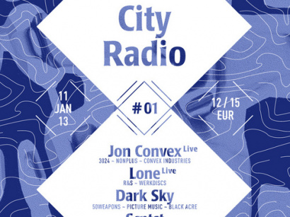 Dead City Radio à la Machine avec Jon Convex et Lone