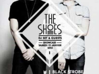 The Shoes & Guests au Showcase