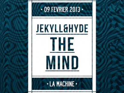 The Mind by Jekyll & Hide à la Machine du Moulin Rouge