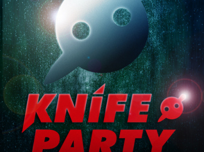 Knife Party débarque au Showcase en mai 2013