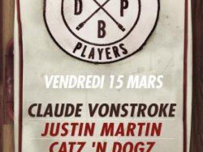 Dirtybird au Showcase avec Claude Vonstroke