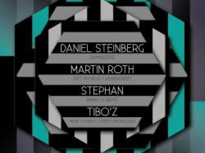 A Night with… Daniel Steinberg au Showcase