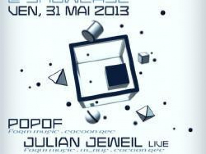Form au Showcase avec Julian Jeweil