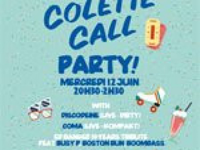 Cinema Paradiso Superclub : Colette Call Party au Grand Palais