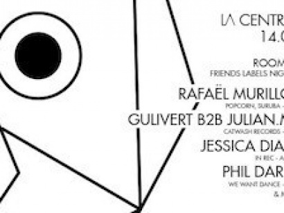 La Centrale : Closing Party le 14 juin 2013