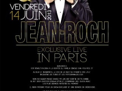 Jean Roch au Queen Club Paris
