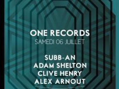 One Records au Showcase avec Subb-An et Adam Shelton