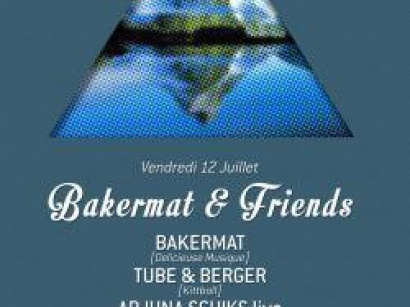 Bakermat & Friends au Showcase
