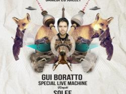 Gui Boratto & Friends au Showcase
