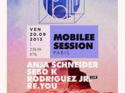 Mobilee Session Paris au Showcase avec Rodriguez Jr.