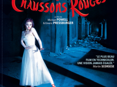 MK2 invite Carolyn Carlson : projection du film Les Chaussons Rouges