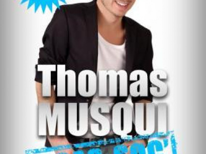 Thomas Musqui, l'interview !