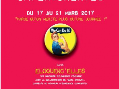 Eloquenc'elles au Grand Point Virgule : gagnez vos places !