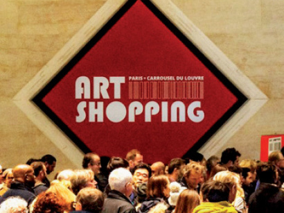 Art Shopping 2017 au Carrousel du Louvre