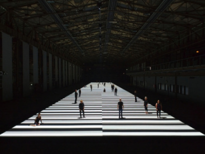 William Forsythe x Ryoji Ikeda, l'exposition à la Villette