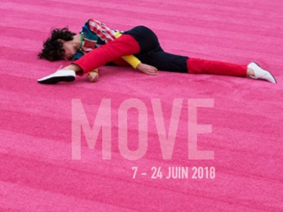 MOVE, festival de danse et de performances au Centre Pompidou
