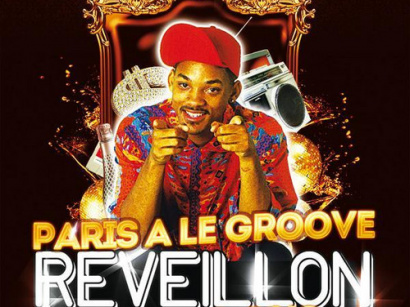 Le Grand Réveillon Groove Spécial Back To The 90's