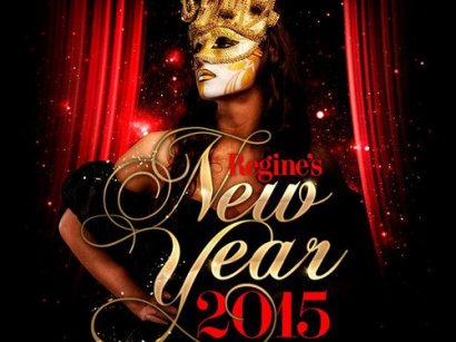 REGINE'S NEW YEAR : Bal Masqué 2015
