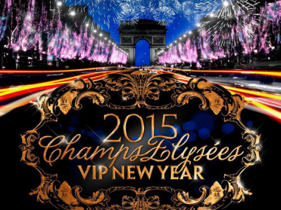 VIP NEW YEAR « CHAMPS-ELYSEES 2015 »