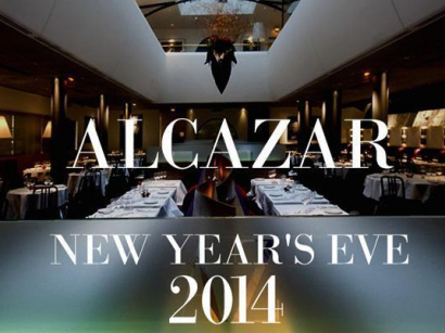 ALCAZAR // NEW YEAR'S EVE 2014