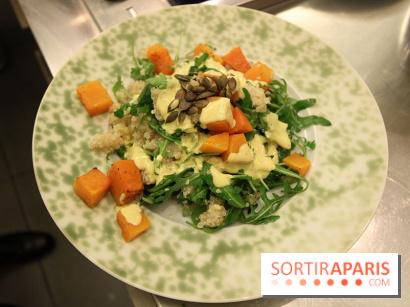 Good organic only nouvelle adresse bien tre et d tox - Ecole de cuisine ferrandi paris restaurant ...