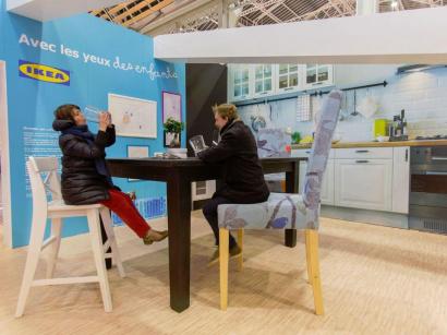 Ikea ouvre ses cuisine box - Horaire ikea lyon ...
