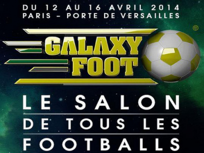 Galaxy foot, le salon du football 2014
