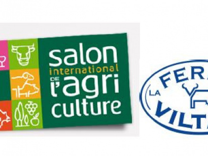 La Ferme de Viltain au Salon International de l'Agriculture 2015