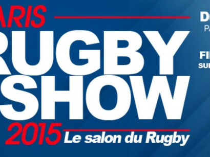 Salon Paris Rugby Show 2015