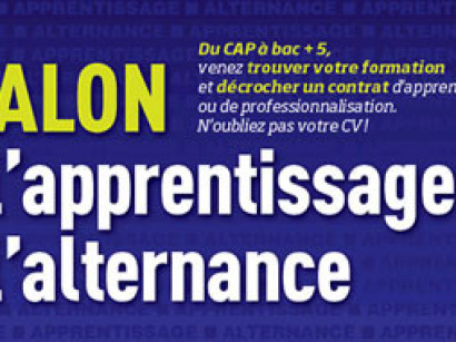 Salon de l'apprentissage et de l'alternance de Paris 2016
