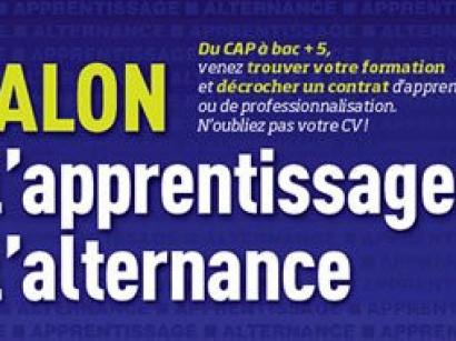 Salon de la rentr e d cal e 2017 for Salon de l alternance paris