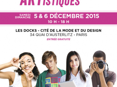 Salon de l 39 etudiant o s 39 inscrire 2016 for Salon formation artistique paris