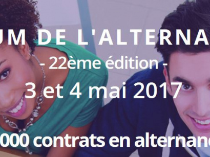 Forum de l'alternance 2017