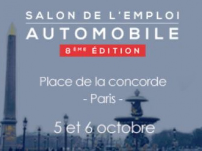 Forum de l 39 alternance 2017 for Salon paris pour l emploi 2017